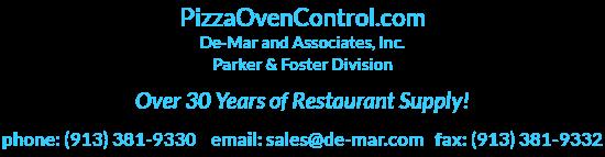 Pizza Oven Control Logo